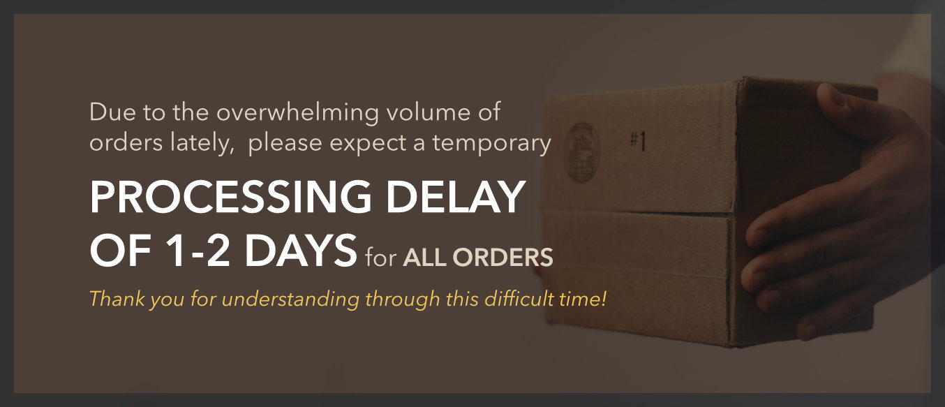 Current Process Delay: 1-2 Days