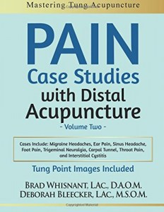 Pain Case Studies with Distal Acupuncture: Volume Two