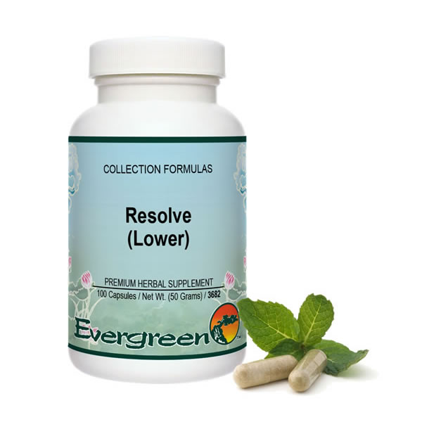 Resolve (Lower) - Capsules (100 count)